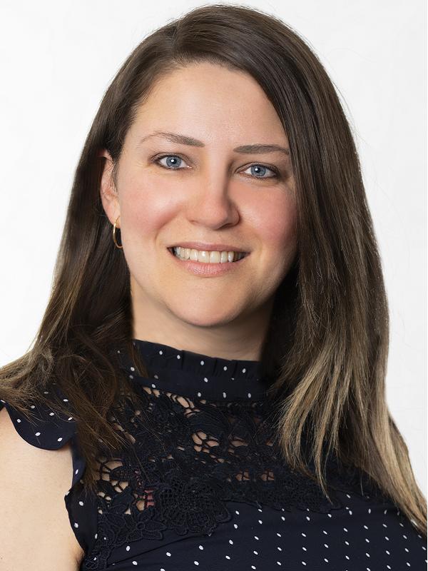 Portrait of Jennifer McMahon