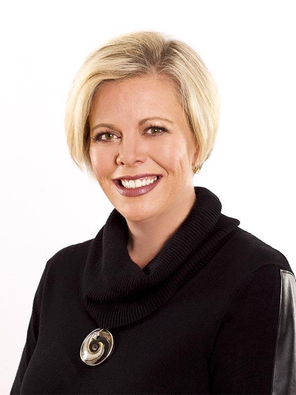 Portrait of Melissa McGurk