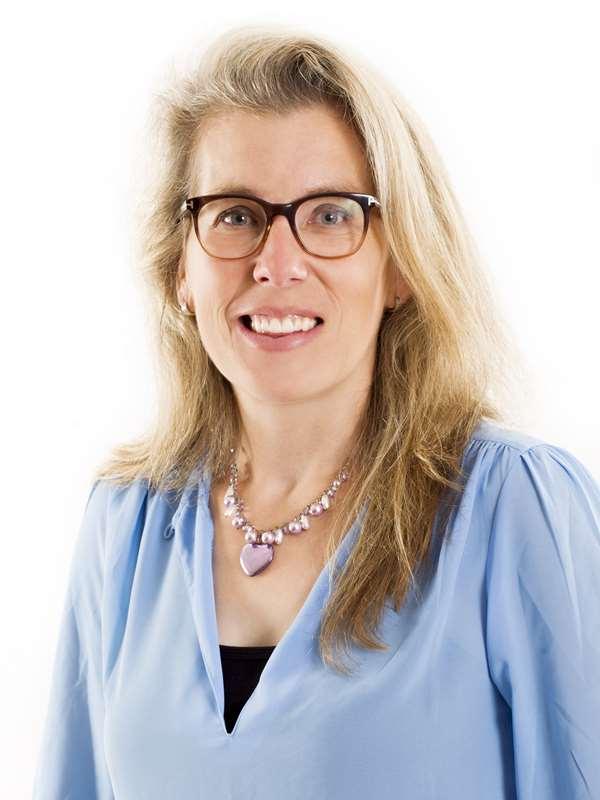 Portrait of Dr. Brenda Vrkljan