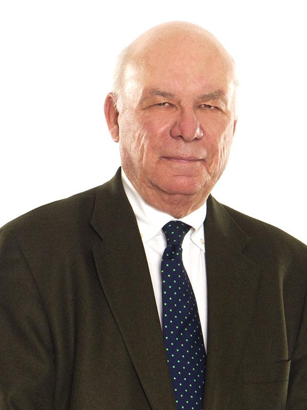 Portrait of Ted Capstick